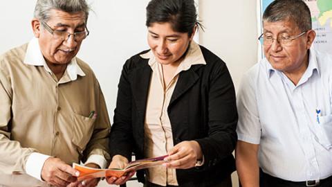 Edugestores propone: 4 – desarrollar capacidades mediante la formación, asistencia técnica y gestión de las buenas prácticas