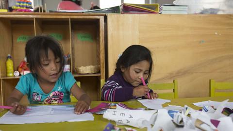 Resultados de la Evaluación Nacional De Educación Inicial