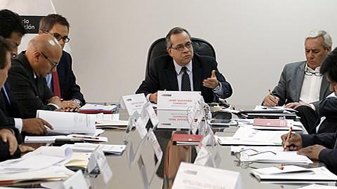 Comisión Intergubernamental inició el año con una saludable reunión