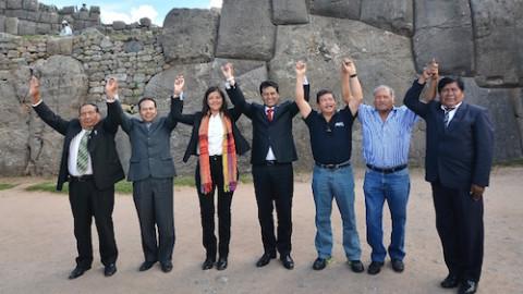 Yamila Osorio preside Mancomunidad del Sur integrada por siete gobiernos regionales