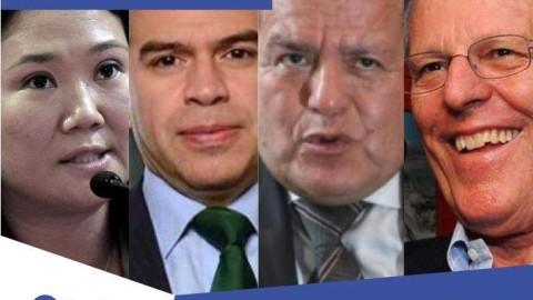 CNE reseña propuestas educativas de 4 candidatos a la Presidencia