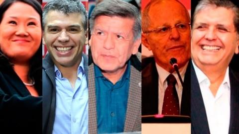 ¡Compara Ya! Propuestas para la Educación de 6 candidatos presidenciales