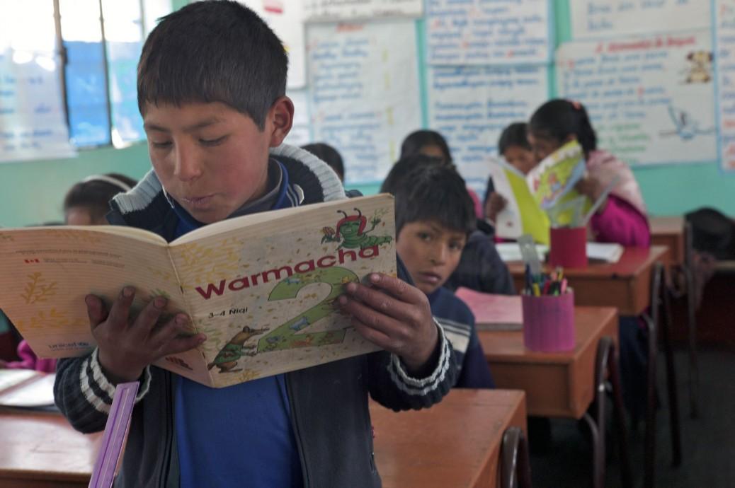 La EIB en el contexto latinoamericano y peruano: avances y ...