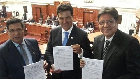 Aprueban la ley que reconoce a la Asamblea Nacional de Gobiernos Regionales