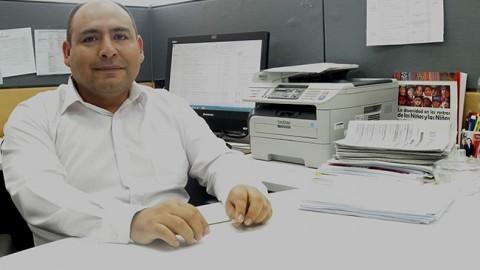 Entrevista a Hugo Reynaga sobre primer levantamiento de información del personal de las DRE y UGEL