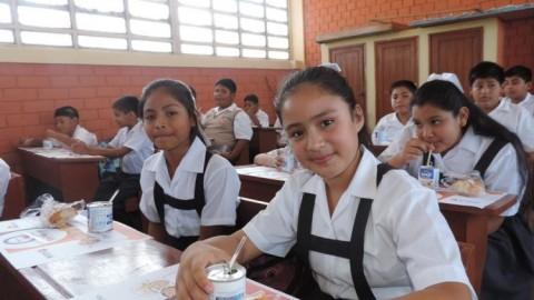 MINEDU evalúa dar alimentación a estudiantes de Jornada Escolar Completa
