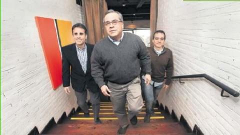 Saavedra, Ghezzi y Segura: Los últimos pasos juntos