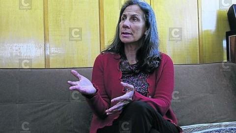 """Patricia Salas: """"Me preocupa que se haya descuidado la equidad"""""""