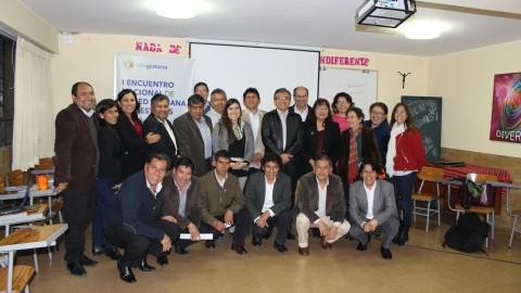 Edugestores: Se realizó el  Primer Encuentro Nacional de la Red Peruana de Gestores de la Educación