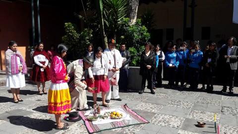 Gobierno Regional de Ayacucho y UNICEF evaluaron los logros y la agenda pendiente en materia educativa