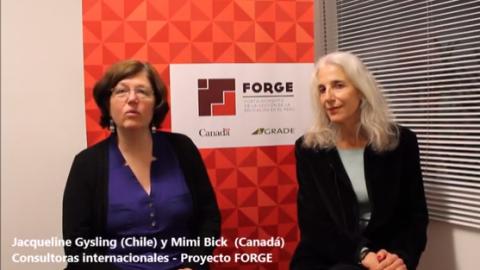 Edugestores entrevista a dos consultoras internacionales sobre el Currículo Nacional 2016