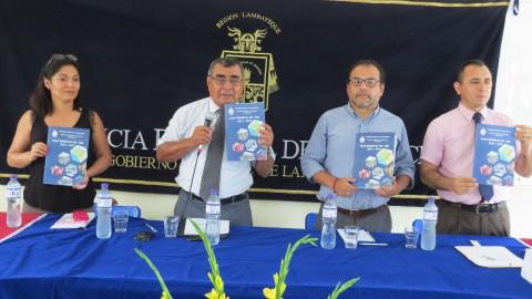 GRED Lambayeque presentó Plan Regional de Educación Intercultural