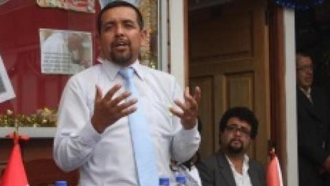 Designan a nuevo director en la DRE Amazonas (Edgar Moisés Julca Chuquista)