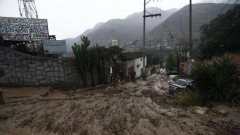 COEN: Este será el panorama de lluvias y desbordes para esta semana