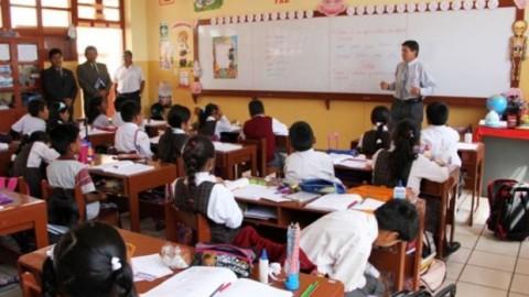 A partir del 13 de marzo se aplicará el Currículo Escolar en 12 mil colegios