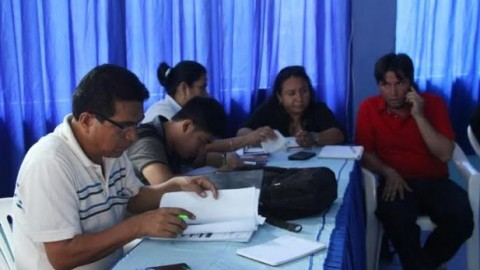 San Martín: Reformulan proyecto educativo local en la provincia de Lamas