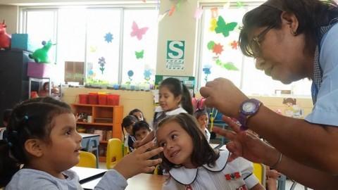 Lambayeque: Más IIEE son reconocidas como Escuelas Valora
