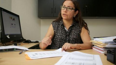 """Liliana Miranda: """"No se cubren todas las plazas porque hay filtros en la selección"""""""