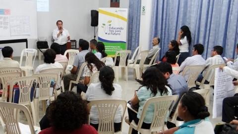 Piura: UGEL Sechura evalúa su avance y asume compromisos en indicadores educativos