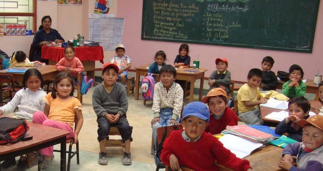 escuela rural web