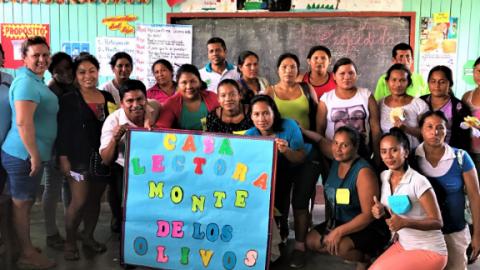 Ucayali: Casas lectoras con liderazgo de padres de familia para mejora de aprendizajes