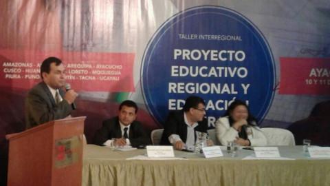 Sepa lo que pasó en la primera jornada del taller Proyecto Educativo Regional y Educación Rural