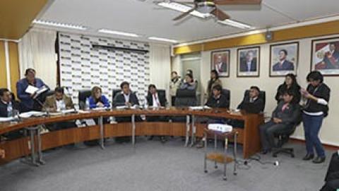 Continúa ronda de comisiones de gestión intergubernamental entre Minedu, DRE y UGEL