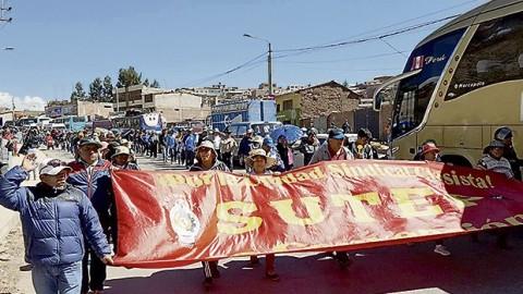 La huelga de maestros y el estado actual de la educación en el Perú, un artículo de Alessando Caviglia