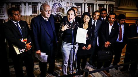 Nuevo Perú presentó proyecto para impedir despido a maestros que no pasen evaluaciones