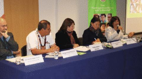 Proyecto Educativo Nacional al 2036 debe colocar interculturalidad y diversidad como temas centrales