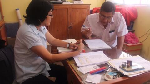 Piura: DRE y UGEL monitorean recuperación de clases
