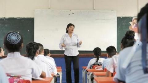 Minedu plantea nombrar a unos 35 mil docentes en nueva convocatoria entre marzo y abril de 2018