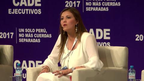 CADE 2017: Mesa sobre descentralización