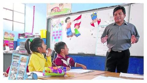 Junín: Desembolsan dinero para salarios de maestros que recuperan clases