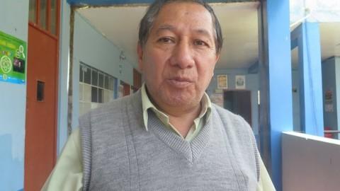 Huánuco: Javier Calderón, el primer director de UGEL procesado por pagar a docentes huelguistas