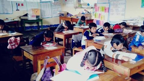 Cusco realizó Evaluación Censal Regional de Estudiantes