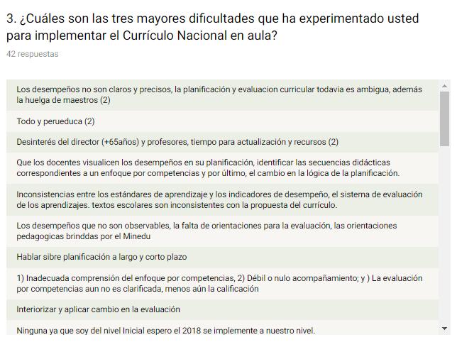 Edugestores reporta: Resultados de encuesta de opinión sobre ...