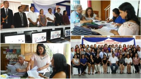 San Martín y Ucayali: acciones para descentralizar la política de revaloración docente
