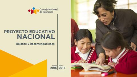 Edugestores reporta: Claves para leer el balance 2016-2017 del Proyecto Educativo Nacional