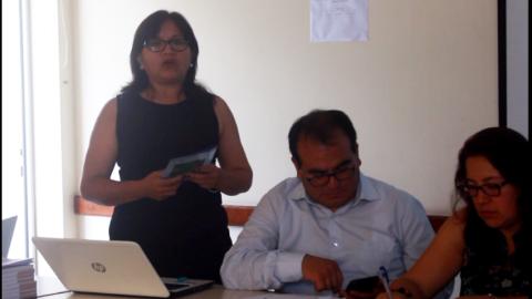 II Encuentro Nacional de Edugestores: gestión del conocimiento en UGEL Sechura