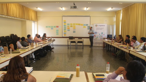 Edugestores se reunieron en cita anual para formular agenda 2018