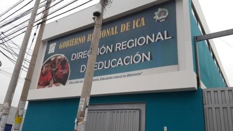 Ica: DRE destituye a dos profesores y suspende a otros cinco por un año