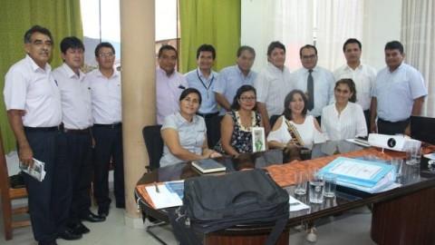 San Martín: Impulso educativo es reconocido por el Minedu