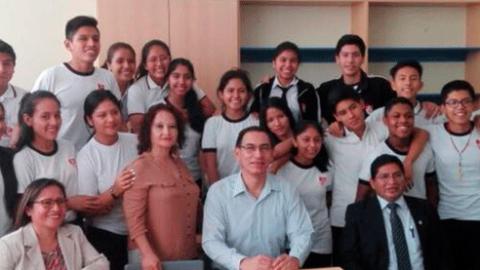 Vizcarra enfrenta el titánico reto de mejorar la educación en Perú
