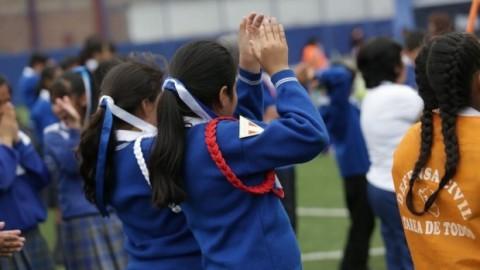 """Aprueban proyecto de ley que fomenta """"Cultura de Paz"""" en el currículo escolar"""