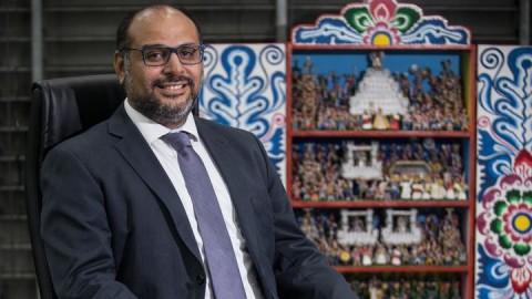 """Ministro Alfaro: """"Estamos respirando nuevos aires políticos"""""""