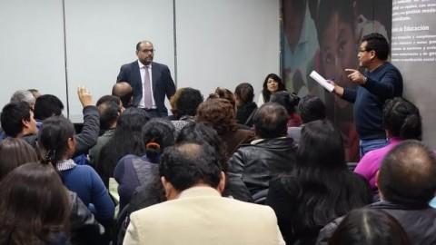Apafas piden a Minedu continuar con evaluaciones de desempeño docente
