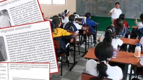 Colectivos de la educación dan recomendaciones para elaboración de materiales escolares del Minedu