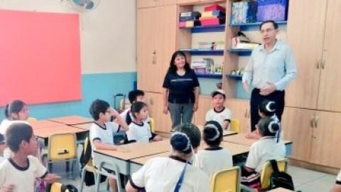 Participa en encuesta de Edugestores sobre los cien días de gobierno en educación de Vizcarra