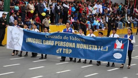 Edugestores reporta: ¿cómo celebraron las fiestas patrias las IIEE en las regiones?